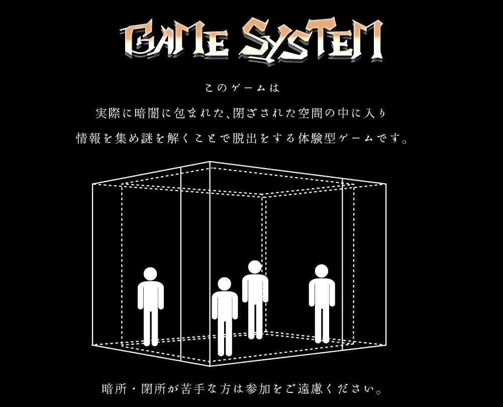 ゲームシステム